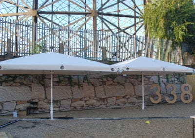 Commercial parasol - 338