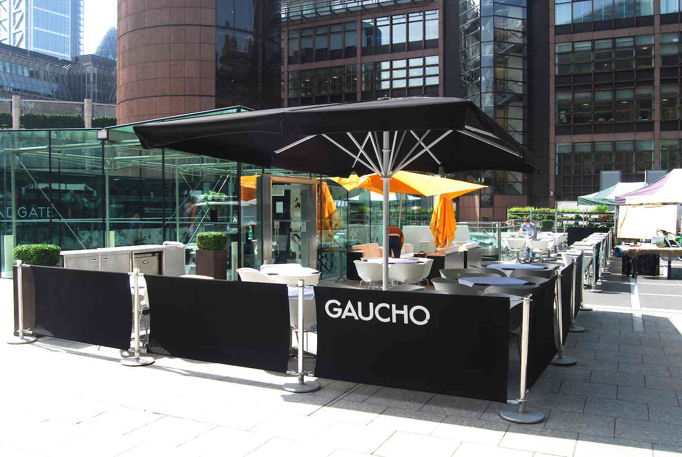 Cafe Banner – Gaucho – London