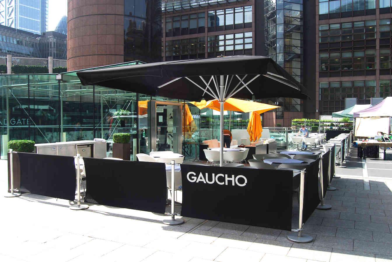 Cafe Banner – Gaucho – London