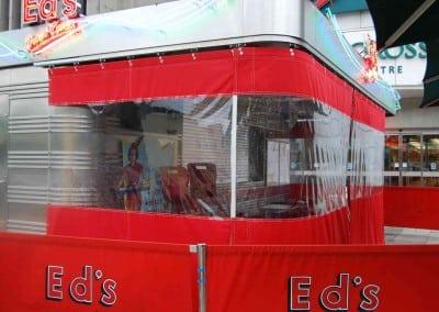 Cafe Banner – Eds Diner