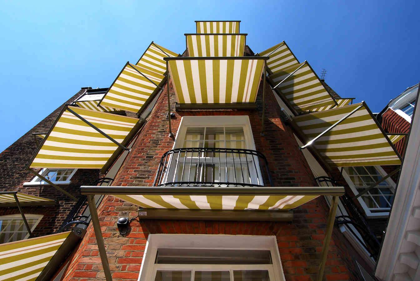 Chelsea Awnings – Hampstead House – London