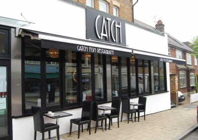 Awning – Catch Restaurant