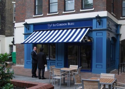 Victorian Awnings London
