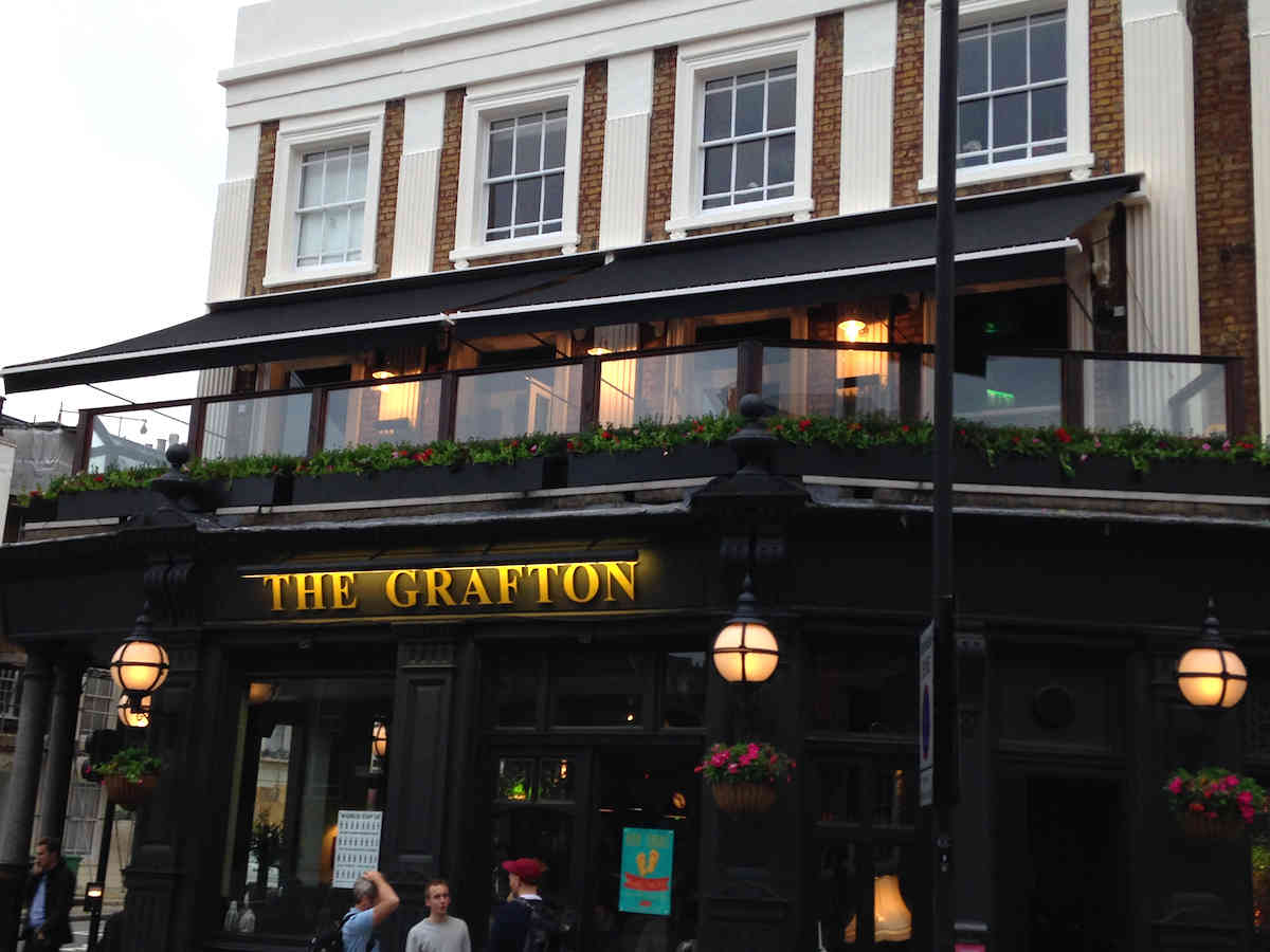 victorian awning the grafton london alfresco