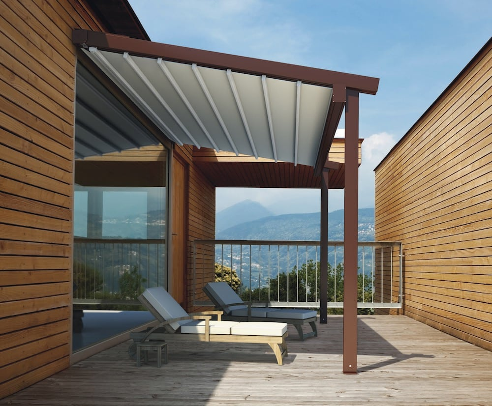 Pergola Amp Enclosed Awnings Alfresco Solutions Europe Ltd