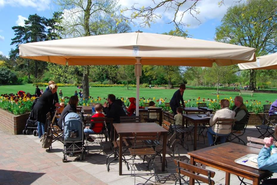 Commercial Parasols Woking – Royal Horticultural Society