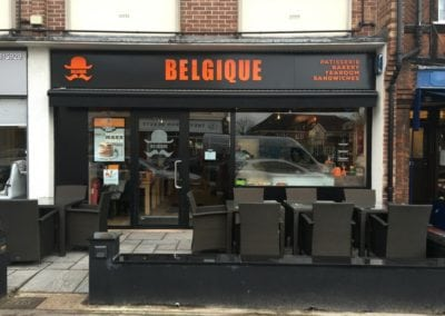 Commercial Awnings and Butterfly Awnings Wanstead and Chingford 1