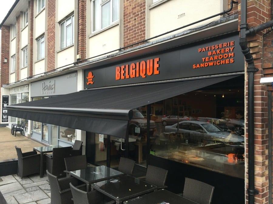 Automatic Cafe Awning London 4