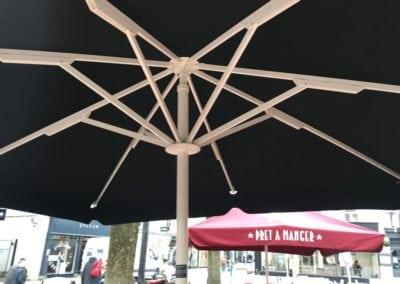 Cafe Parasols Brighton Baker and Spice Cafe 9