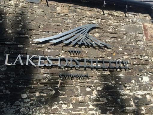 Commercial Parasols Cockermouth Cumbria Lakes Distillery