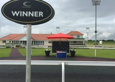Commercial Parasols Chelmsford Race Course 6