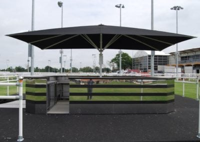 Commercial Parasols Chelmsford Race Course 8
