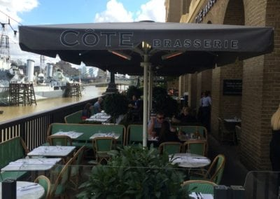Commercial Parasols and Victorian Awnings Canterbury 4