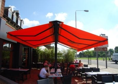 Retractable Awnings and Butterfly Awnings Wanstead and Chingford 1