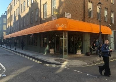 Bills Dutch Awning – Soho