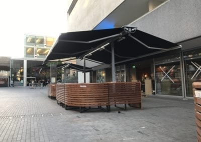 Spirit Land – Southbank Back to Back Awnings