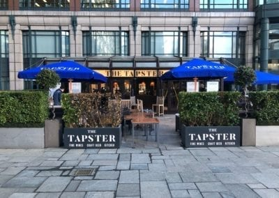Tapsters – Davies Wine Bar