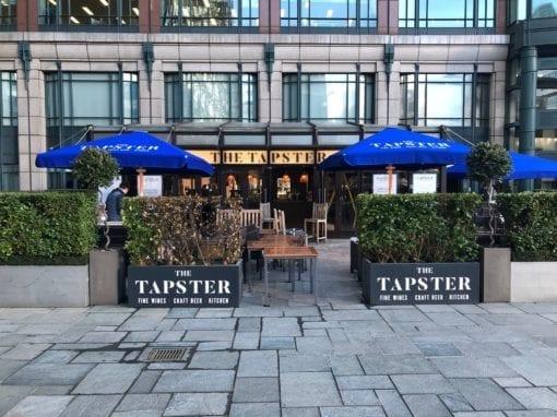 Tapsters – Davies Wine Bar