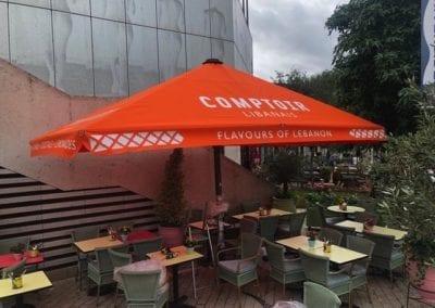 Comptoir – Libanais Restaurant