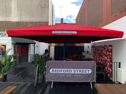 Bedford Street, BAR – JAZZ – EATERY