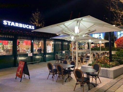Starbucks @ Ashford Shopping Centre